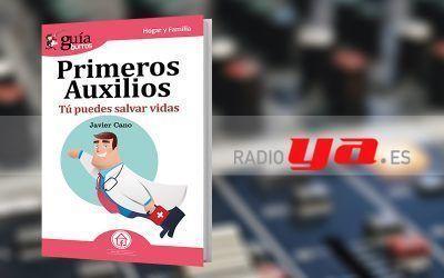 Javier Cano habla sobre su libro de primeros auxilios en 'Colaborum'